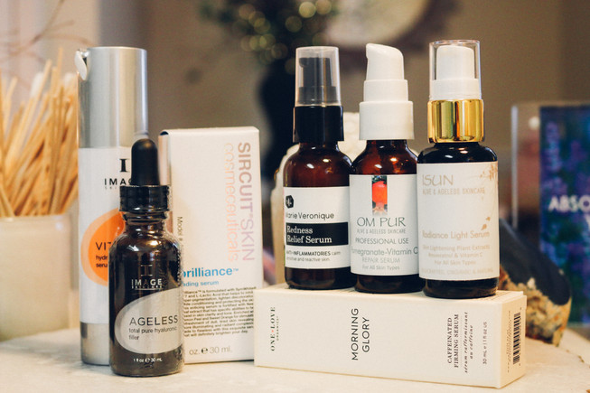 The 4 Essential Components for Youthful Skin