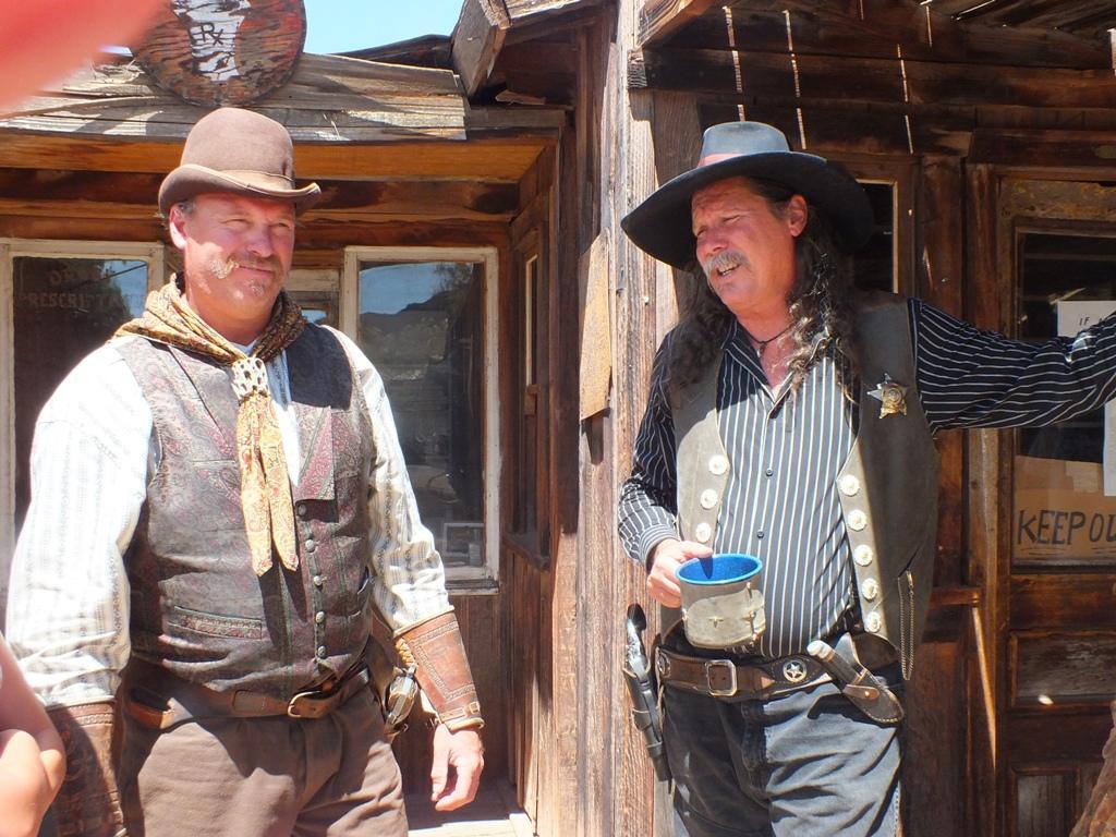 Windy Bill & Sheriff Ricochet