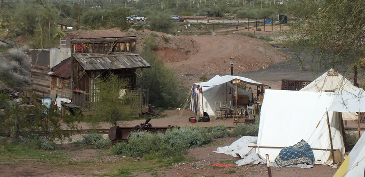 Spring Encampment 2019