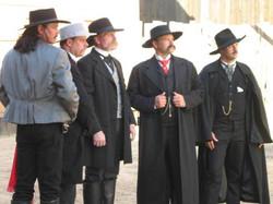 Law Dawgs N Ladies Melody Ranch 2004