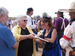 Booksigning 2007
