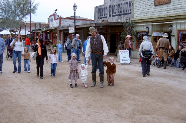 Festival Of The West 2005