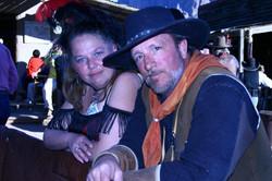 New Years 2012 - Goldfield