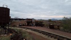 The new Mojave Muleskinner's shack