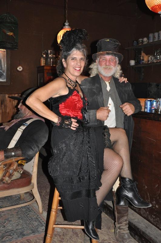 Miss Marilyn and Judge Geraldo
