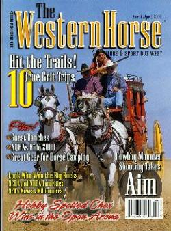 Western Horse Magazine