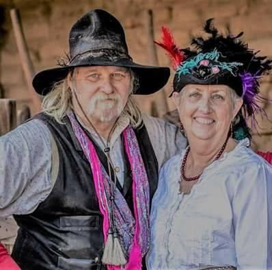 Sarge and Miss Rosearita