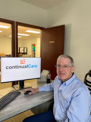 Mike Kamish Continual Care Solutions