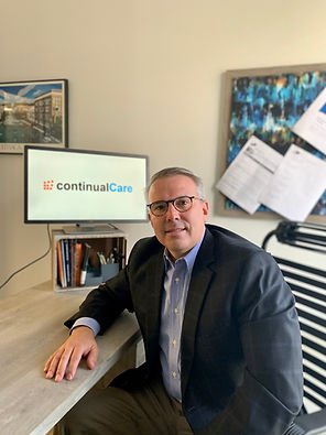 Sean Ossont Continual Care Solutions
