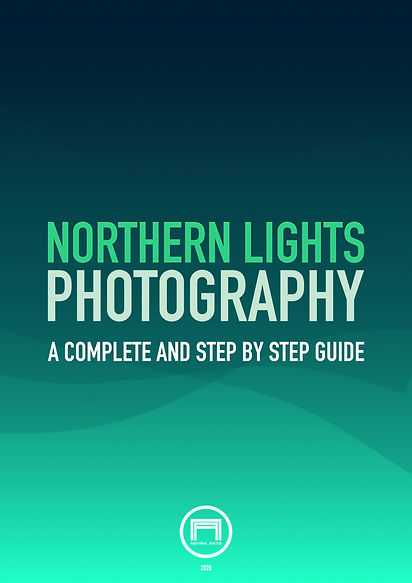 NORTHERN LIGHTS BOOK