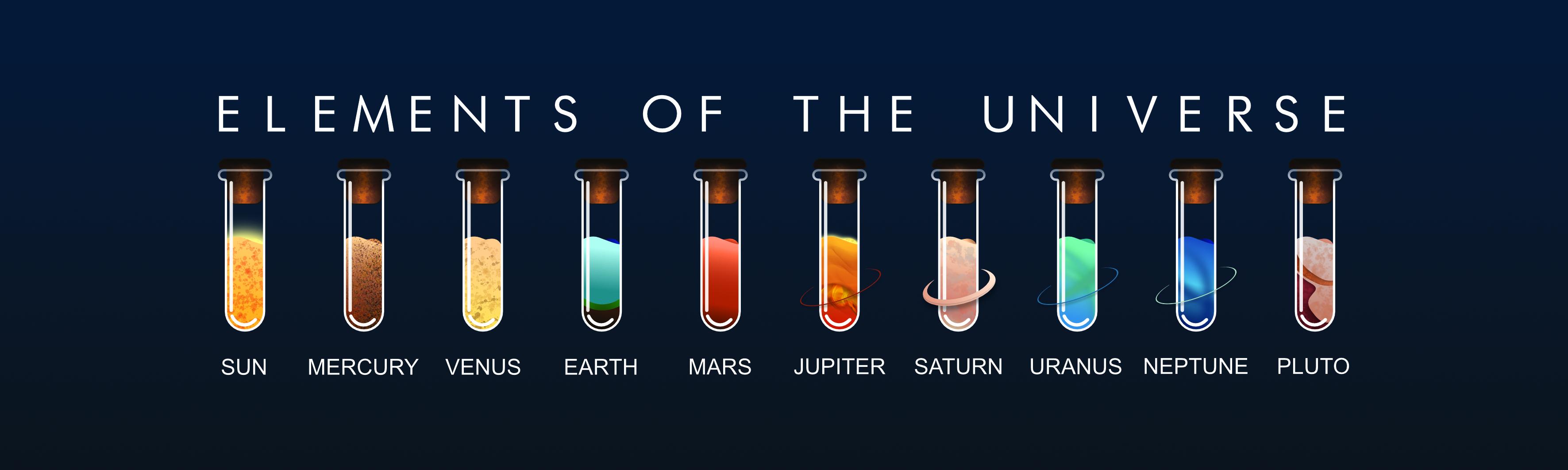 Planet elements
