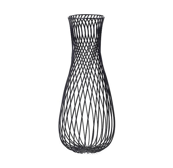 Leo Iron Vase