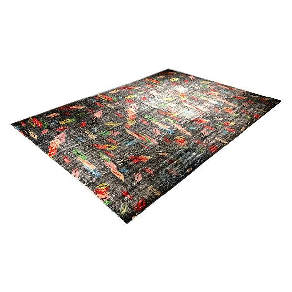 Old Carpet Design by Zeki Müren