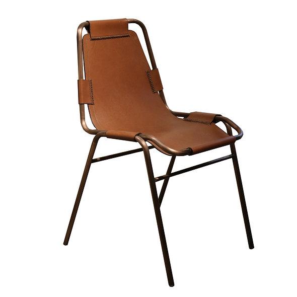Deri Tasarım Sandalye