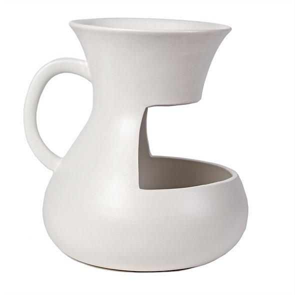 Side Open Vase