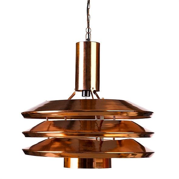 Lamp Pluto Copper L