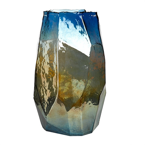 Vase Graphic Luster Large