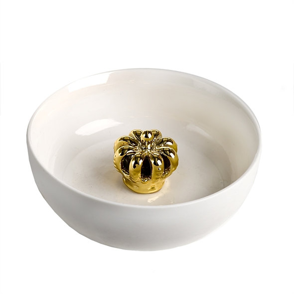 Bowl With Crown