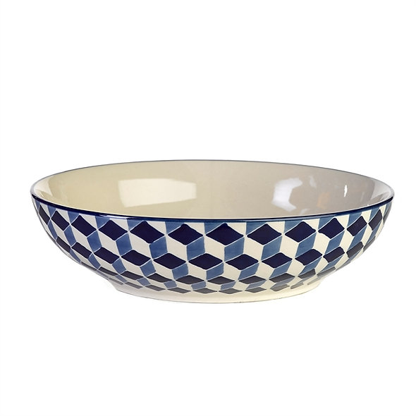 Bowl 3D Blue XL