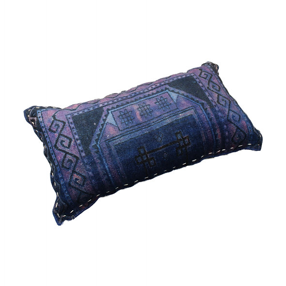 Large Floor Pillow Indigo