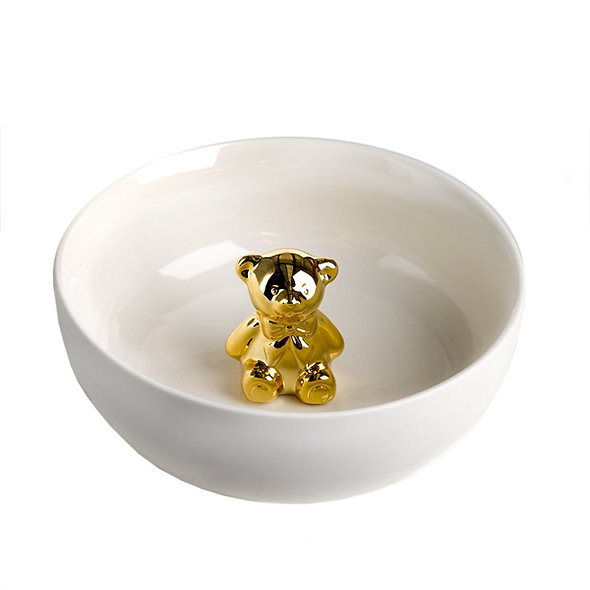 Bowl with Bear