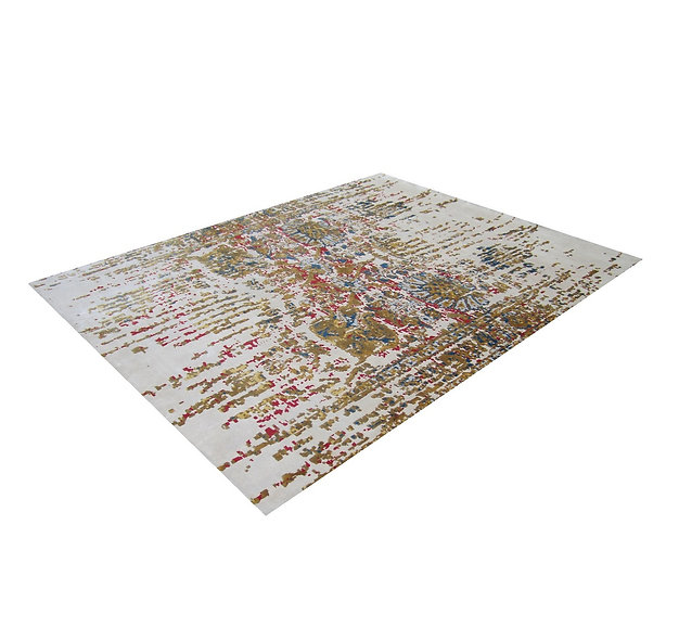 Bamboo Silk Hand Knotted Rug