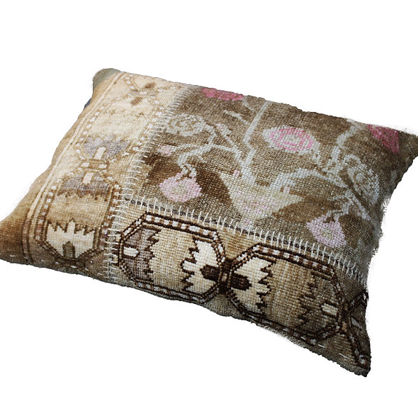 Patchwork Large Pillow