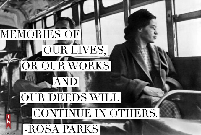 The History of Rosa Parks