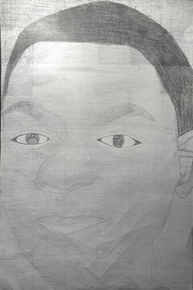 Obedson Renelus - Portrait