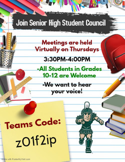 Join Student Council