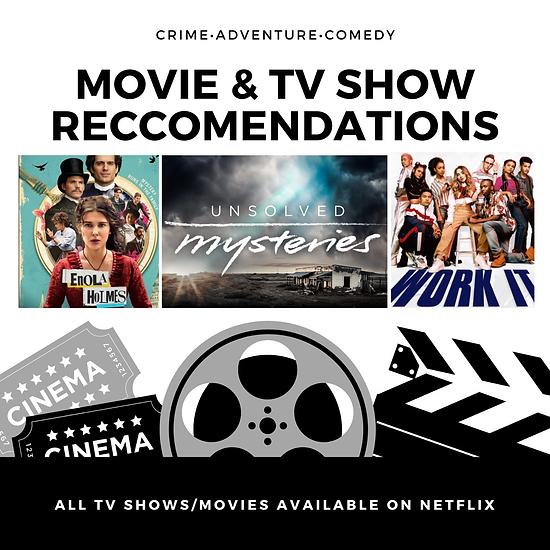 Netflix Recommendations for each Genre