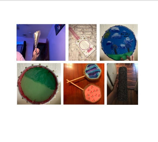 Recycled Percussion Project