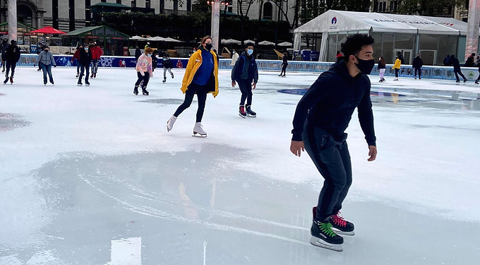 How to Skate – from an Amateur Figure Skater