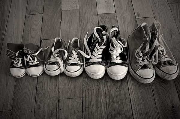 The Evolution of Growing Up