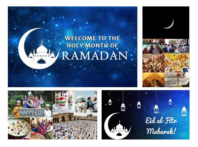Eid al-Fitr and Ramadan