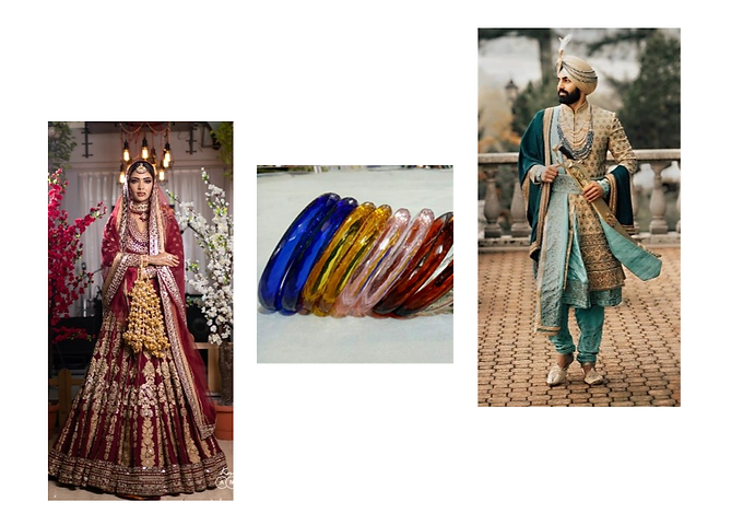 Learning about Sikh and Indian Weddings
