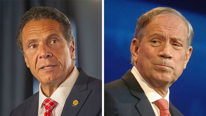 Former New York Governor George Pataki Should Contest Incumbent Governor Andrew Cuomo in 2022