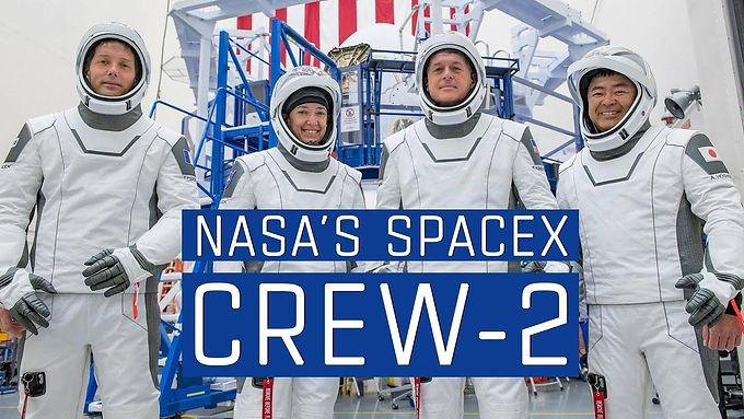Recent ISS Crew Dragon Mission