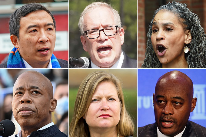 Goodbye DeBlasio: How the 2021 NYC Mayoral Election is Turning Out