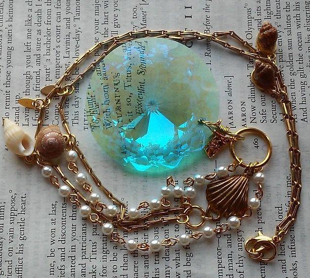 The Ocean Amulet