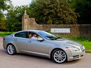 Apex British Chauffeur Photo Session