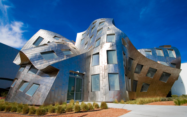 Lou Ruvo Center, Las Vegas, Nevada, USA