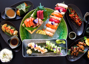 KODAKIT Food Photography Session at ZUMU SUSHI