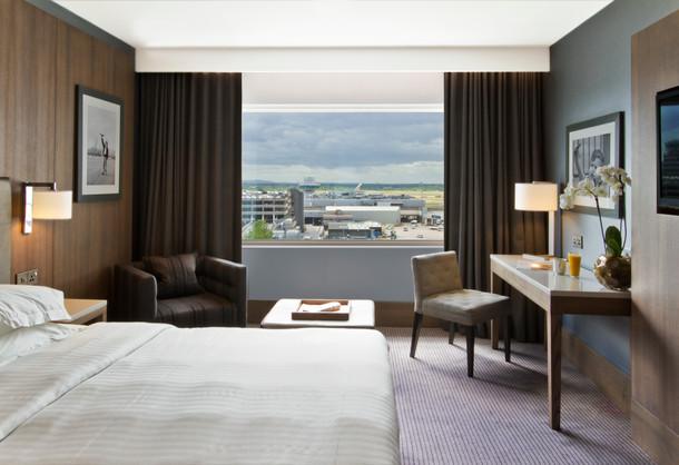 RADISSON BLU MANCHESTER AIRPORT HOTEL Photoshoot