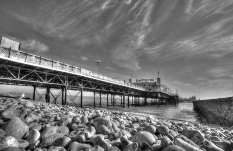 Palace Pier, Brighton & Hove, UK