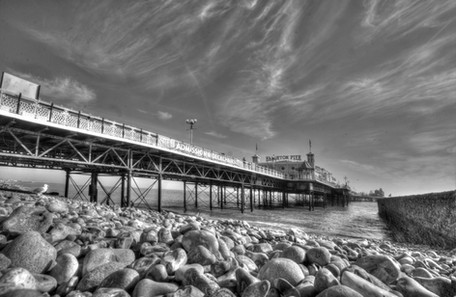 Palace Pier, Brighton & Hove, UK