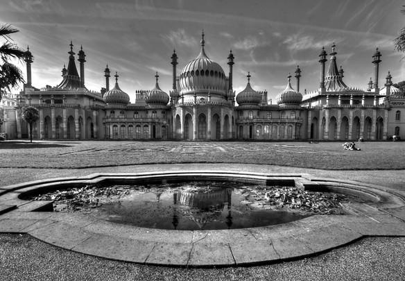 Brighton Pavillion, Brighton & Hove, UK