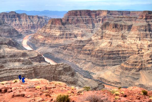 The Grand Canyon, Colorado River, Arizona, USA