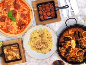 KODAKIT Food Photography Session at Sotto Wilmslow - Italian & Spanish Cuisine