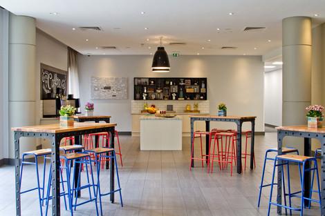 Park Inn by Radisson, Hospitality